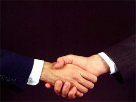 Domiciliation d'entreprise et négociations